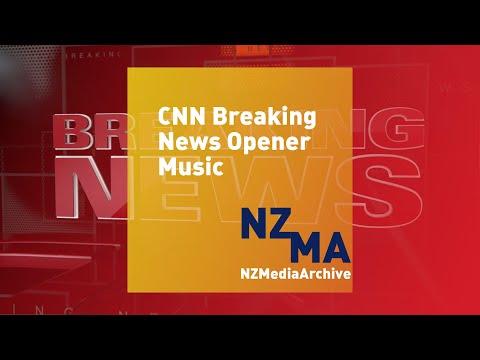 CNN Breaking News Opener Theme