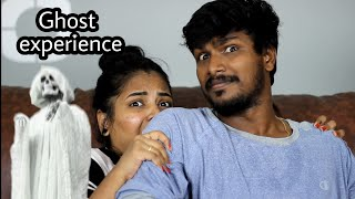 A Real life Ghost experience of a tamil couple