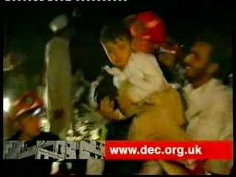 'Asia Quake' DEC Appeal, Shobna Gulati, 2005