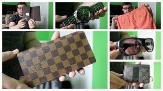 Vacation Haul! (Louis Vuitton, Michael Kors, Armani Exchange, Coach, & more) Thumbnail