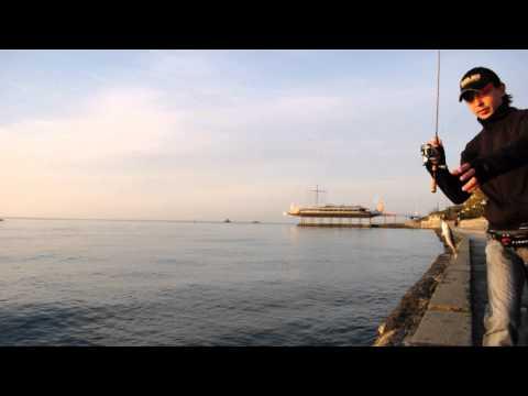 Рыбалка с Provokator 2014 - 2. Rochfishing в Ялте