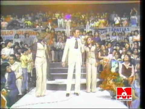 JULIO IGLESIAS SIEMPRE EN DOMINGO1977 RETROSPECTIVA