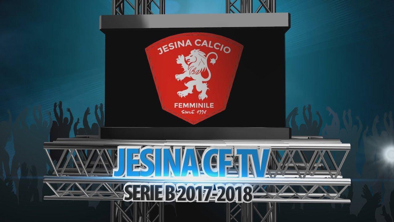 Serie B 2017-2018 | 4^ giornata | JESINA CF-UNTERLAND DAMEN 2-3