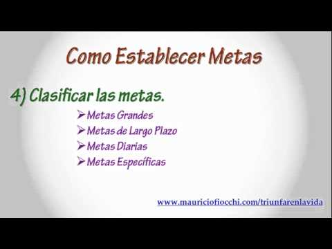 RAYMOND AARON FIJACION METAS PDF DOWNLOAD