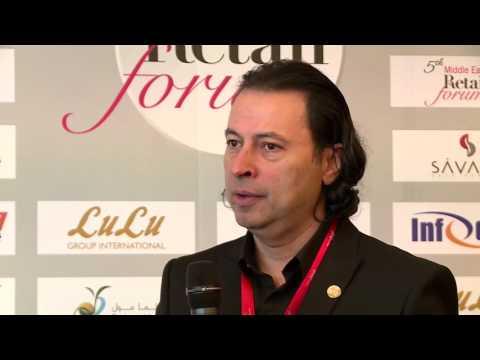 Rajiv Suri - CEO- Majid Al Futtaim Fashion