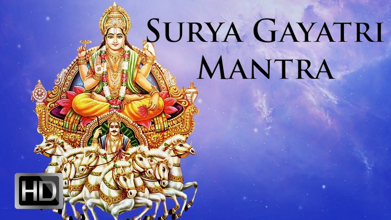 108 Gayatri Mantra - Surya Gayatri Mantra - Mantra for Healing - Dr R   Thiagarajan