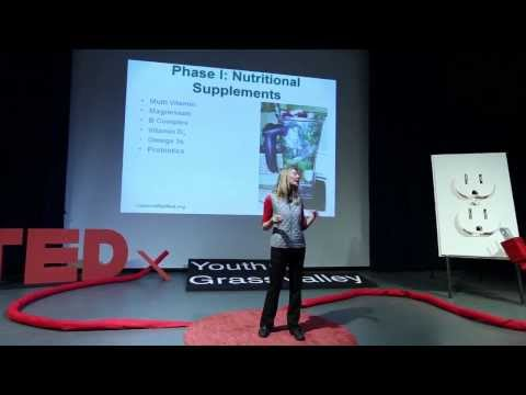 Unblind My Mind: What are we eating?: Dr. Katherine Reid at TEDxYouth@GrassValley