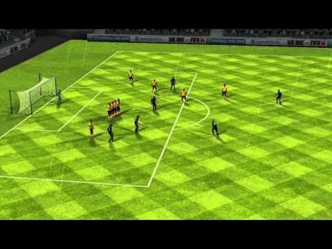 FIFA 14 Android - Orlando Pirates VS Kaizer Chiefs