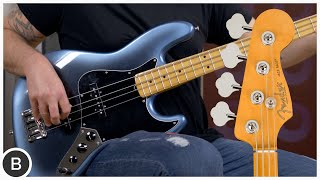 Fender American Professional II Jazz Bass