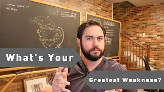 Examples of Greatest Weakness Answers that Work