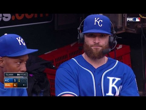 KC@BAL: Gomes talks about what he brings to Royals