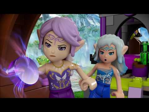 Ragana's Magic Shadow Castle - LEGO Elves  - 41180