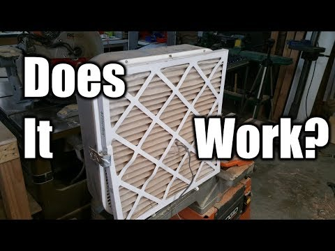 Affordable Workshop Air Filtration  It Could Save Your Life | THE HANDYMAN |