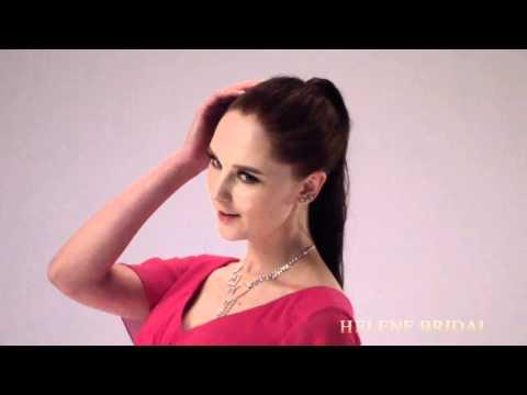 a-line-sheath-v-neck-tea-length-chiffon-bridesmaid-dress---style-bd1520---helenebridal.com