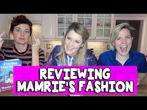 REVIEWING MAMRIE HART'S FASHION // Grace Helbig