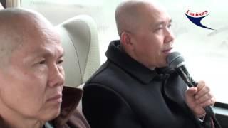 Chiêm bái chùa Nam Hoa nơi thờ nhục thân Lục Tổ Huệ Năng