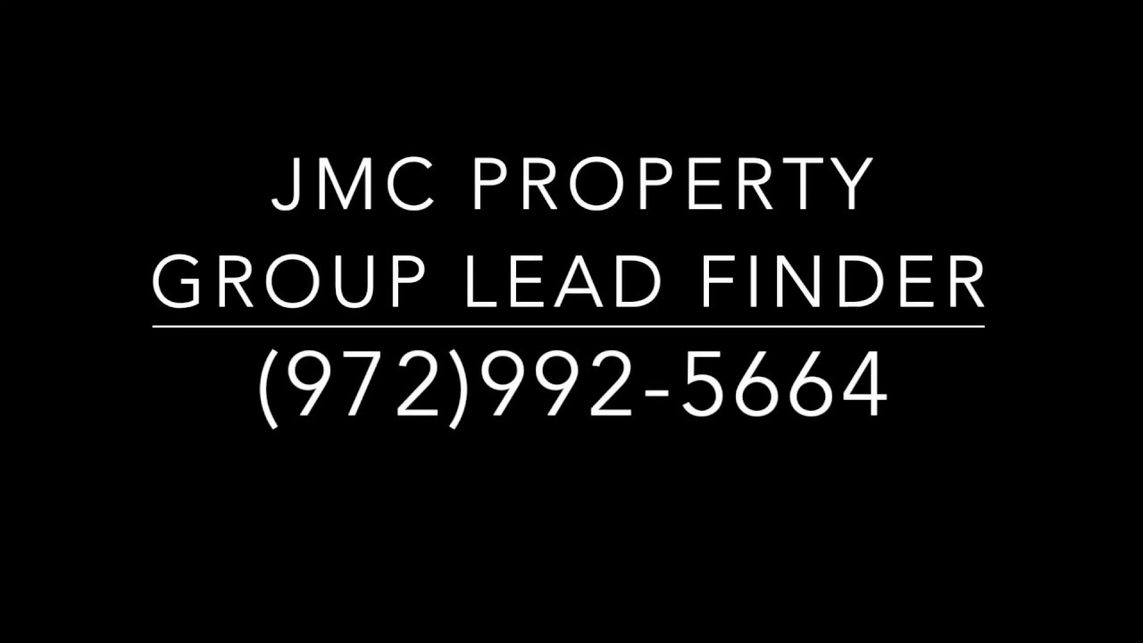JMC Lead Finder Program