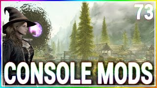 8 BRAND NEW Console Mods 73 - Skyrim Special Edition (XBOX/PS4/PC)