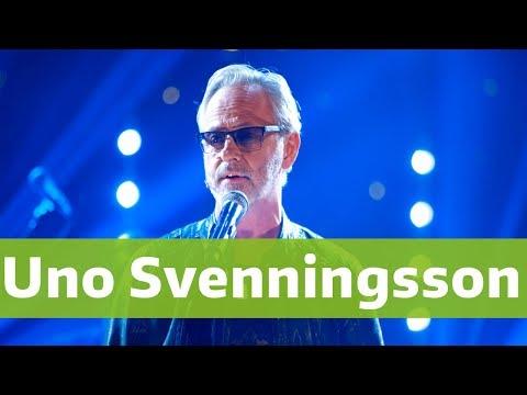 Uno Svenningsson   Du kommer ångra det här   Bingolotto 42 2018