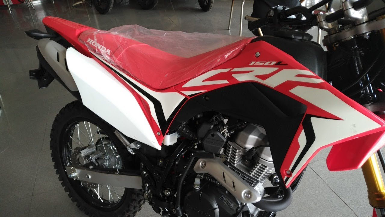 hight resolution of honda crf 150 extreme red 2019
