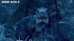 Tyrannosaurus' Night Hunt - DINOSAURS