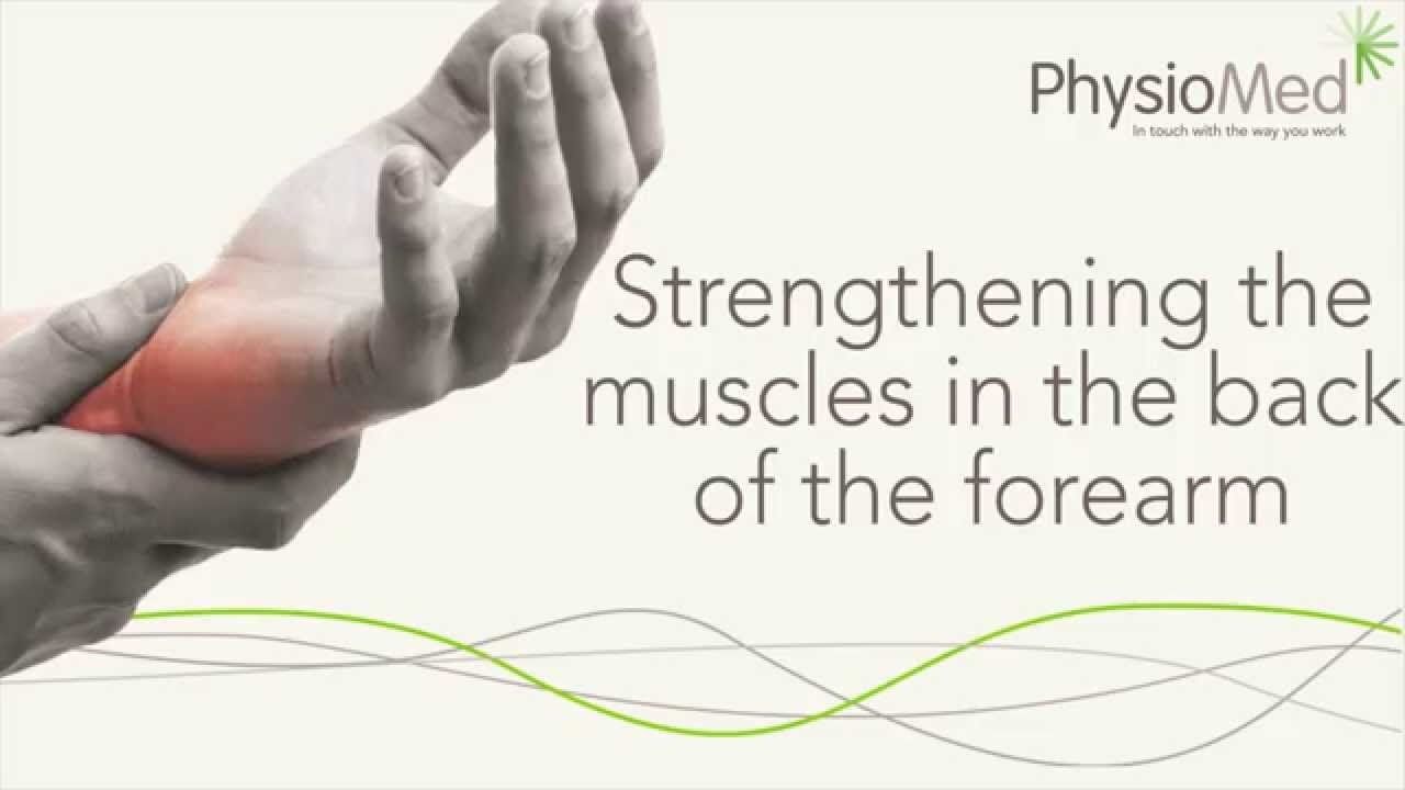 Physio Med - Wrist Stretching and Strengthening Exercises ...