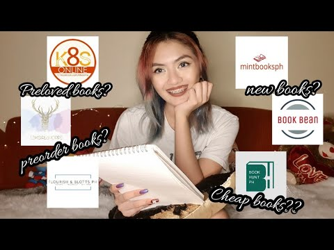 Online Book Shops In The Philippines