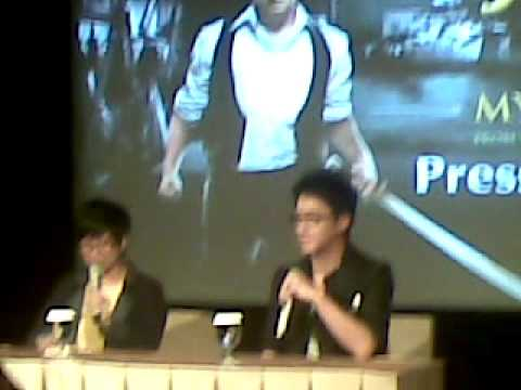 [FANCAM 1] 110922 Press Conference Hangeng XXI Djakarta Theater, Jakarta, Indonesia [LQ].mp4