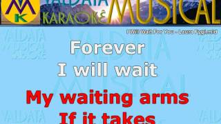 I Will Wait For You Laura Fygi Karaoke