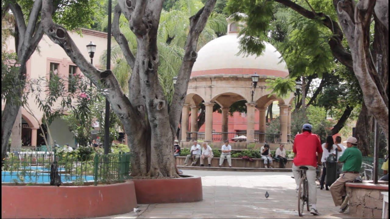 Barrio Arriba en León, Guanajuato, uno de los icónicos barrios de México