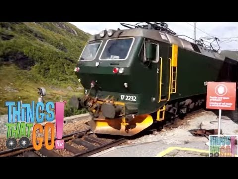 Thumbnail: TRUCKS AND TRAINS: Trucks and Trains Playlist for kids| children| toddlers. Kindergarten learning.