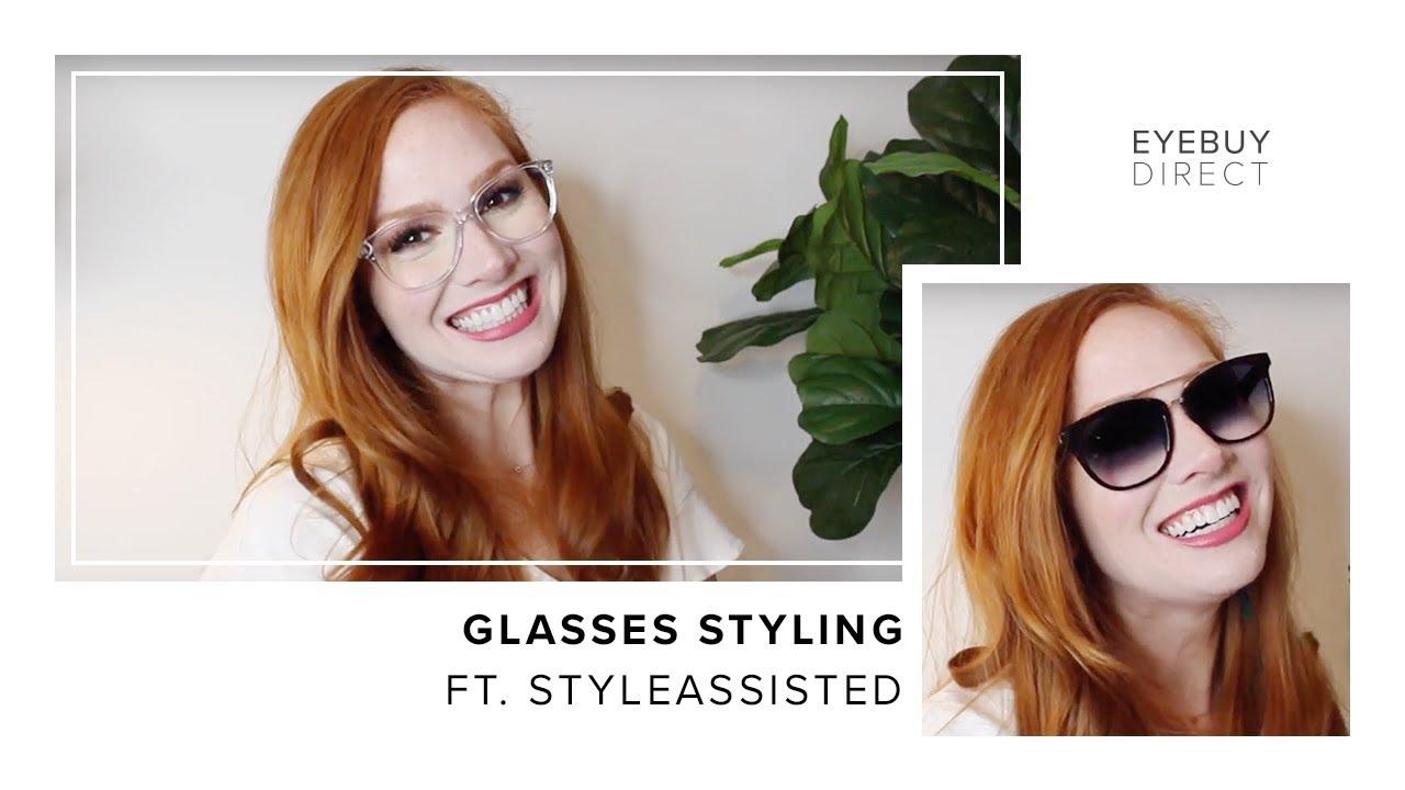2220d03950c Glasses Styling