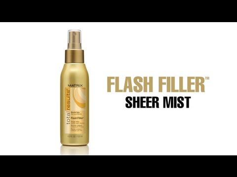 New Total Results Blonde Care Flash Filler