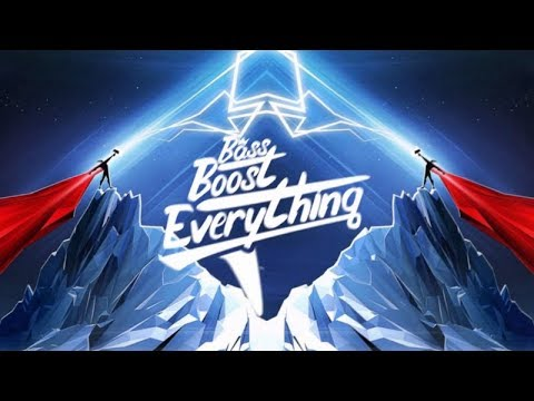Imagine Dragons - Thunder (Trap Remix) [Bass Boosted]