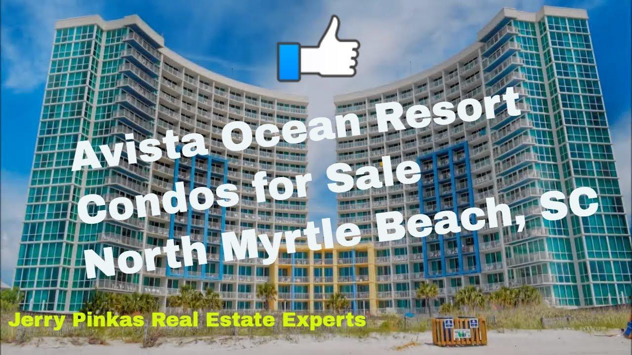 Avista Resort Condos For Myrtle Beach Condo S