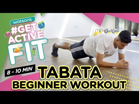 10minute full body home workout i tabata for beginners