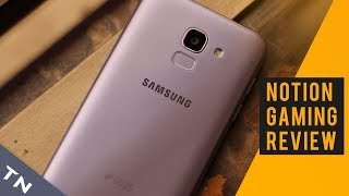 Samsung Galaxy J6 Notion Gaming Review: Episode 1 [Urdu/Hindi]