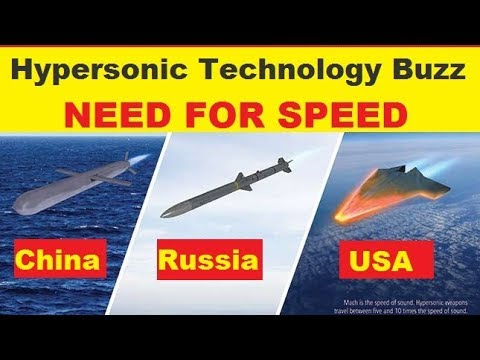 Hypersonic Missile and Aircraft Technology for Defense