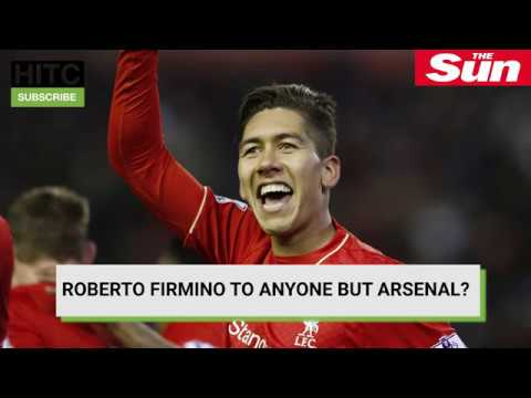 Firmino To Anyone But Arsenal? Tuesday's Transfer Rumours
