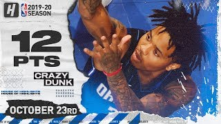 Markelle Fultz SICK Full Highlights vs Cleveland Cavaliers (2019.10.23) - 12 Pts, 6 Ast!