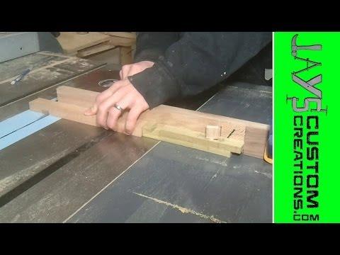 DIY Kerfmaker with scraps - 052
