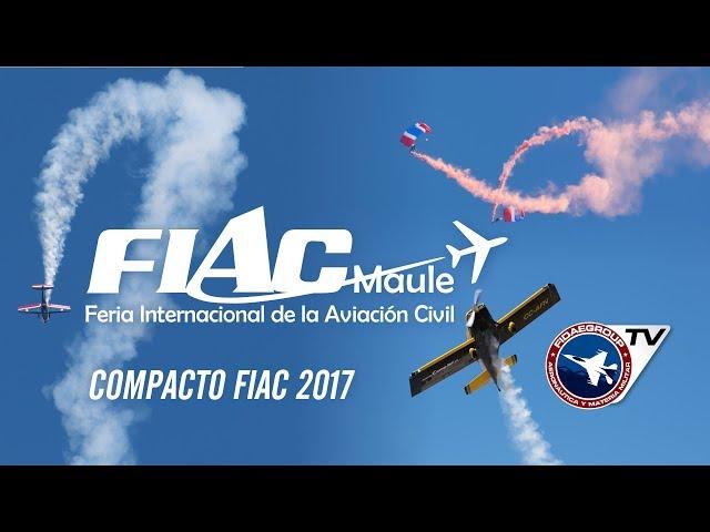 Compacto de FIAC Maule 2017 en Aeródromo de Panguilemo