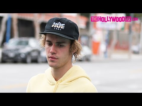 Justin Bieber Gets Sad When Asked About His Breakup With Selena Gomez During A Trip To The Spa