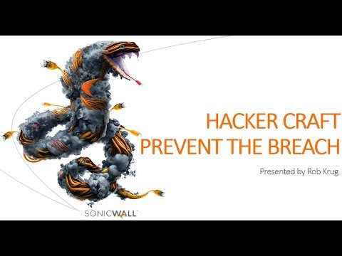Full Cyber Security Seminar - Alltek Services and SonicWALL