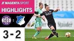 SGS Essen - TSG 1899 Hoffenheim | 15. Spieltag, 19/20 | MAGENTA SPORT
