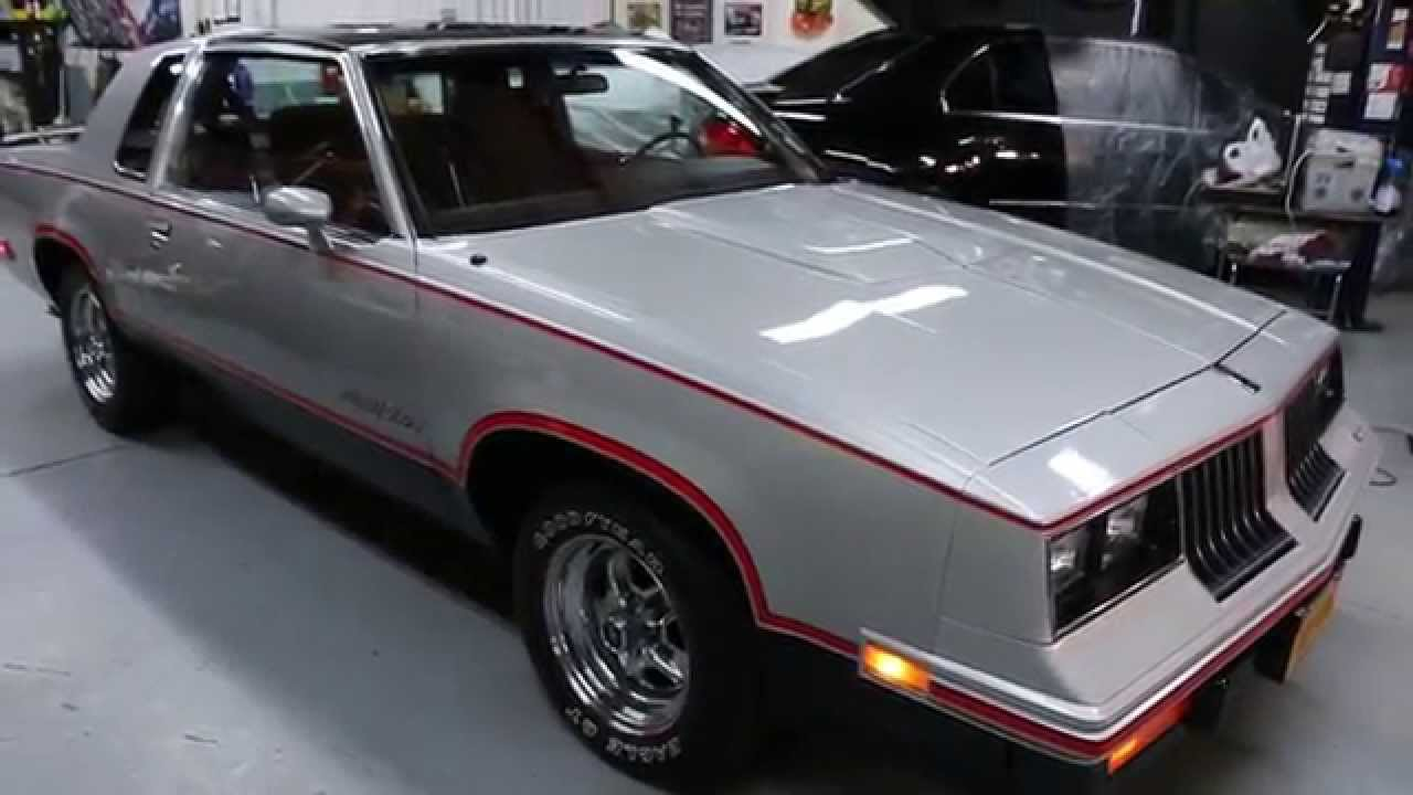 Review Of 1984 Hurst Olds 442 Barn Find For SaleT TopsOne OwnerONLY 7782 MILES