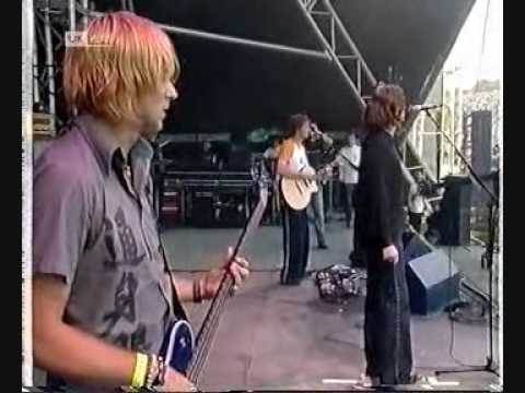 Embrace: 3 Is A Magic Number   At Glastonbury 2000