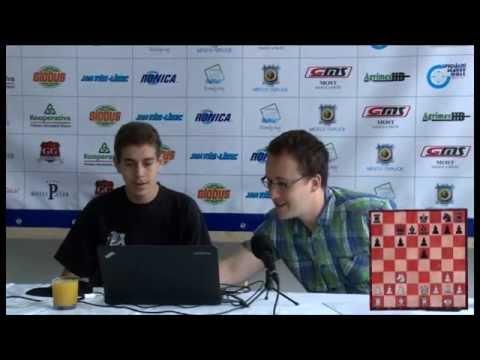 GM Daniel Naroditsky. Interview.