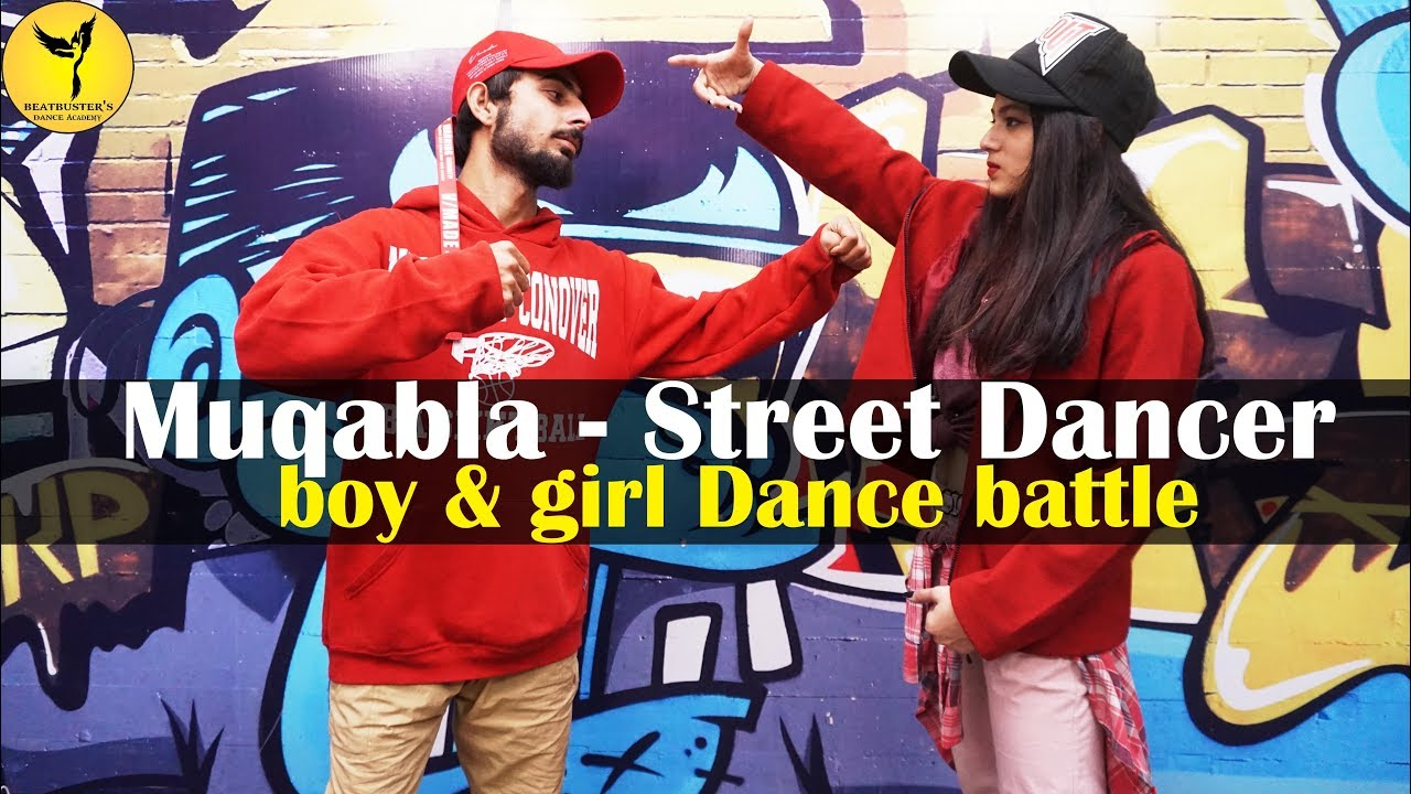Muqabla Dance choreography by Amit(krackjack) street Dancer 3D