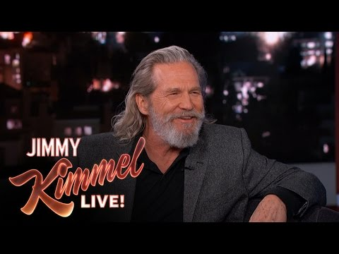 Jeff Bridges on His Sleep Album